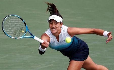 Garbiñe Muguruza, a cuartos de final de Indian Wells