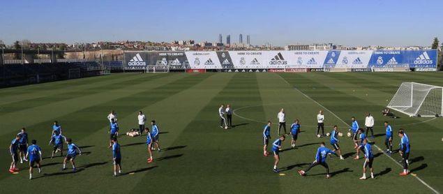 """Zidane: """"Lo que tenemos que hacer, nuestro deber, es creer hasta el final"""""""