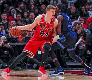 126-120. Markkanen guía con doble-doble la victoria de los Bulls