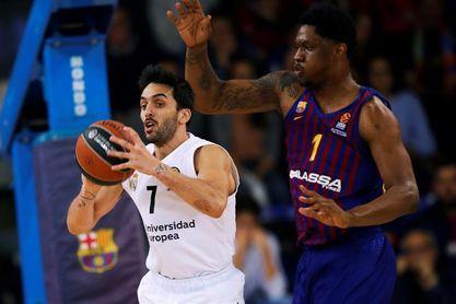 El Barça Lassa defiende su liderato en el WiZink Center