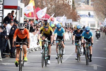 El colombiano Higuita gana la cuarta etapa, Mendonça nuevo líder