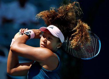 Ganan las favoritas en Miami, Osaka, Serena y Halep; eliminadas; Svitolina y Muguruza