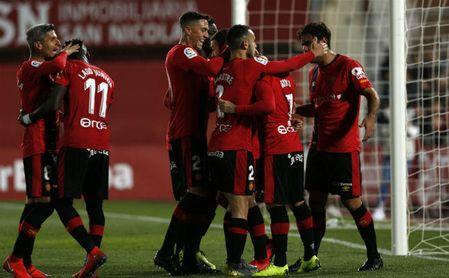 Albacete, Málaga y Mallorca aprietan en la zona alta