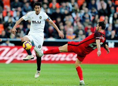 El Valencia ganó en su última visita al Sevilla, tras no lograrlo desde 2004