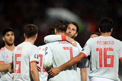 Ramos iguala las 121 victorias de Casillas y está a cuatro partidos