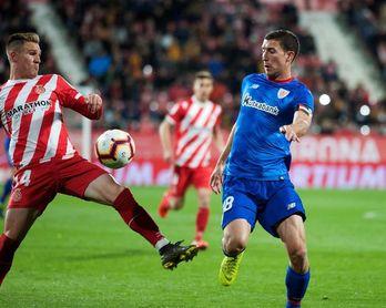 1-2. El Athletic aprovecha la mala racha del Girona