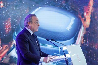 Carmena y Florentino Pérez abren la cuenta atrás definitiva del nuevo Bernabéu