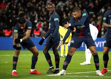 El PSG suma una nueva final de Copa de Francia tras derrotar al Nantes