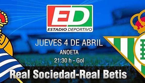 Real Sociedad-Real Betis: El tren a Europa no va a pasar siempre