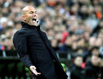 Zidane sigue sin recuperar a Courtois, Carvajal ni Llorente