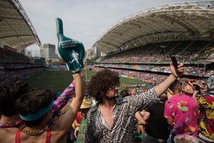 De almuerzo de borrachos a fiesta de rugby del año: el Sevens toma Hong Kong