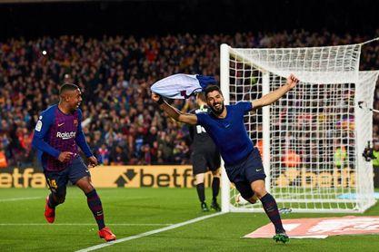 Suárez echa el cierre a LaLiga