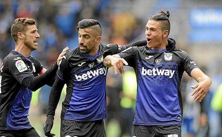 El Leganés, un club de nuevo original.