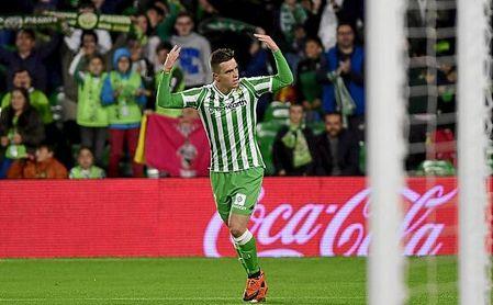 Lo Celso recuperó ante el Villarreal CF su mejor versión.