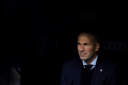 Zidane se reencuentra con su pasado más doloroso en Butarque