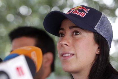 Mariana Pajón presenta en Medellín la Copa de BMX que lleva su nombre