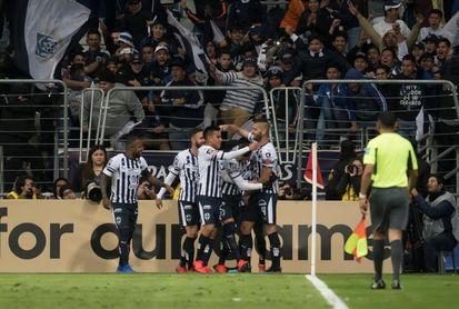 2-5. Monterrey humilla al Sporting y decidirá el título con Tigres UANL