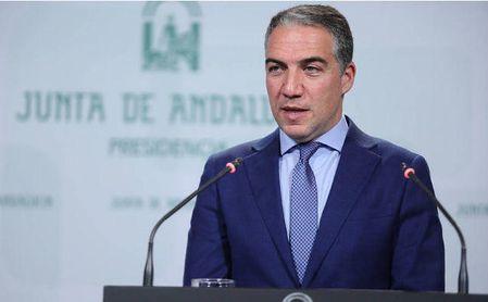 Ricardo Sánchez, delegado de Gobierno de la Junta de Andalucía.
