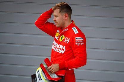 """Vettel tras apoyo de Ferrari ante Leclerc: """"Les dije que podía ir más rápido"""""""