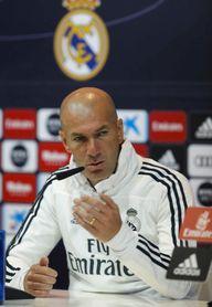 """Zidane: """"Quiero recuperar a Vinicius antes de que acabe la temporada"""""""