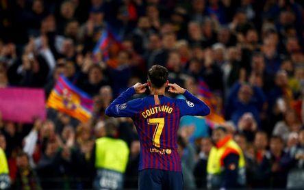 El Barça encadena 31 partidos de 'Champions' sin perder en el Camp Nou