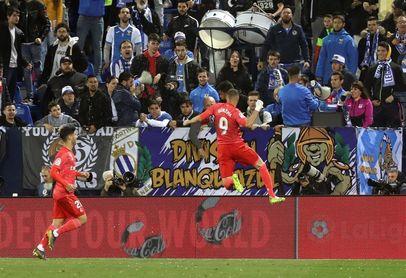 El Real Madrid no marcaba tan pocos goles desde hace 12 años