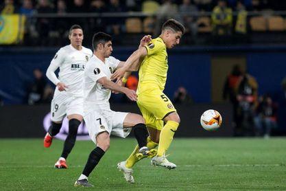 El Valencia recibe al Villarreal con pie y medio en semifinales