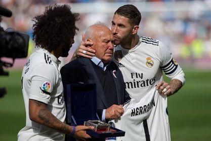 Fallece Agustín Herrerín, delegado del Real Madrid durante más de 18 años