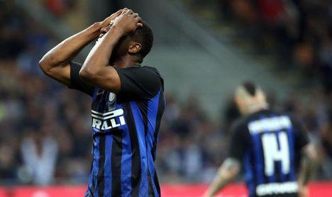 Inter y Roma firman tablas en San Siro y mantienen vivos sus objetivos