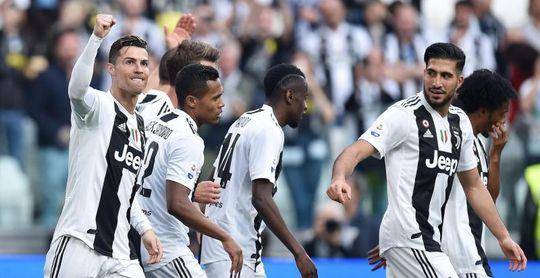 El Juventus logra el récord de títulos seguidos de las 5 grandes ligas europeas