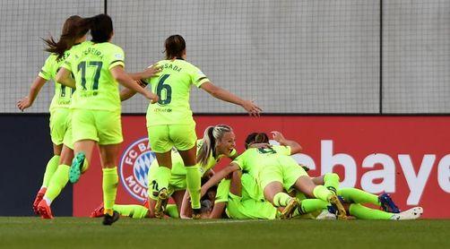 0-1. El Barcelona conquista Múnich y se acerca a la final