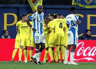2-1. Paso de gigante del Villarreal para lograr la permanencia