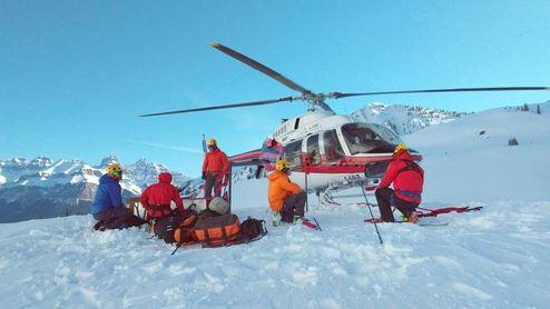 Los alpinistas muertos en Canadá habían alcanzado la cima del Howse Peak