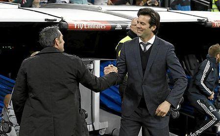 Solari ha dirigido al Real Madrid 32 partidos esta jornada.
