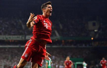 2-3. Lewandowski y Müller ponen al Bayern en la final