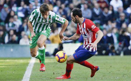 El Betis, cada vez con menos opciones de jugar la Supercopa española