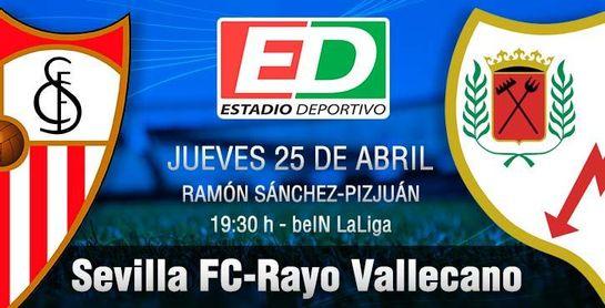 Sevilla FC-Rayo Vallecano: Navas-Sarabia, una autopista al paraíso