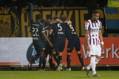 El PSV iguala a puntos con el Ajax al frente de la tabla