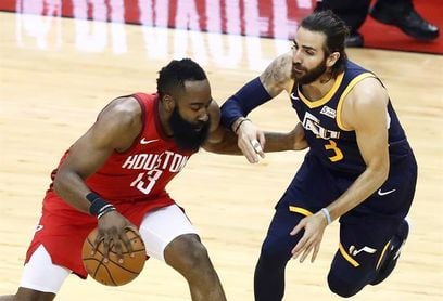Rockets vuelven a ser verdugos de Jazz; Clippers no ceden ante Warriors