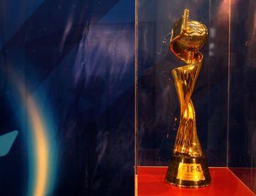 El trofeo del Mundial femenino estará este lunes en la Ciudad del Fútbol
