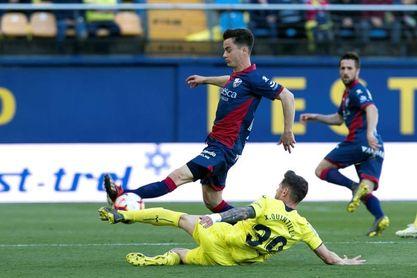 1-1. Villarreal y Huesca firman un empate insuficiente
