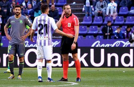 Alberola Rojas dirigirá el Alavés-Real Sociedad
