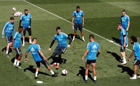 Bale y Varane no viajan a San Sebastián y vuelve Benzema