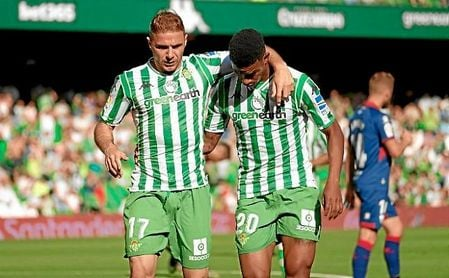 4dcff763b Así hemos vivido el Real Betis 2-1 Huesca - Estadio deportivo