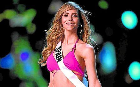 Ponce, en Miss Universo.