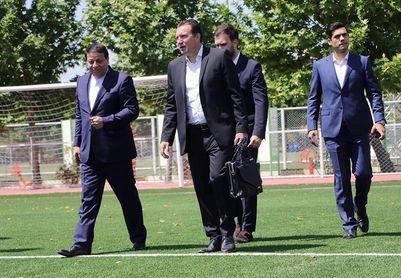 El belga Marc Wilmots, nuevo entrenador de la selección iraní
