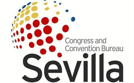Logo Sevilla Congress and Convention Bureau.