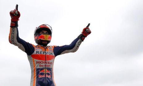 Márquez, nueva victoria de autoridad