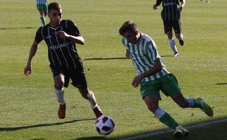 2-0: El Betis Deportivo cae en Ceuta y se queda sin 'play off'