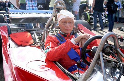 Muere a los 70 años de edad el expiloto de Fórmula Uno Niki Lauda